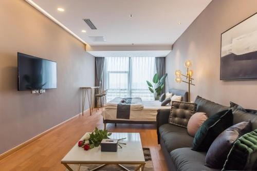Little Happiness Boutique Apartment Hotel photo 128