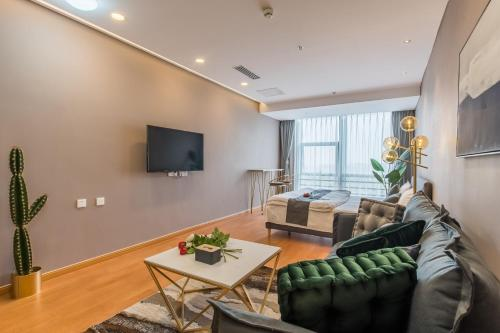 Little Happiness Boutique Apartment Hotel photo 129