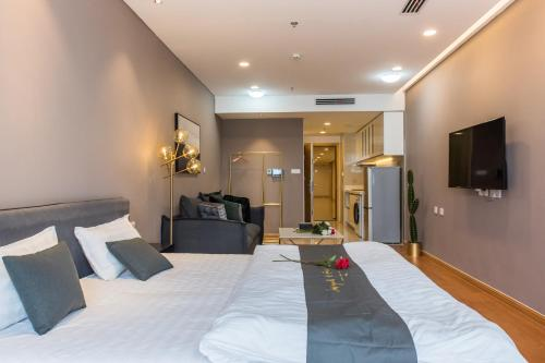 Little Happiness Boutique Apartment Hotel photo 134