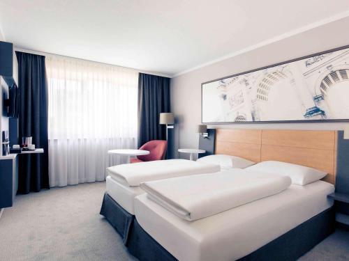 Mercure Hotel München-Schwabing photo 23