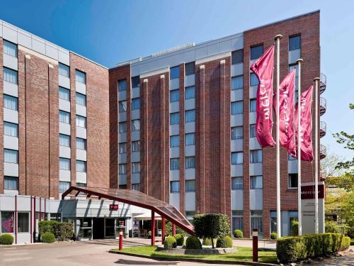 Mercure Hotel Hamburg am Volkspark photo 70