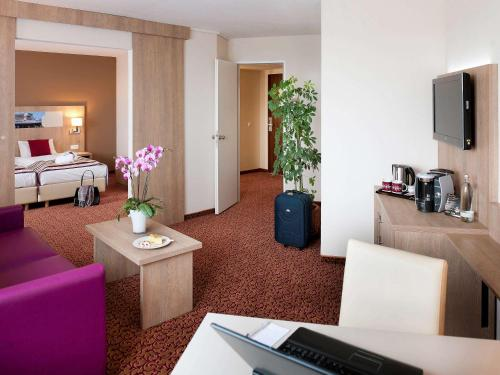 Mercure Hotel Hamburg am Volkspark photo 34