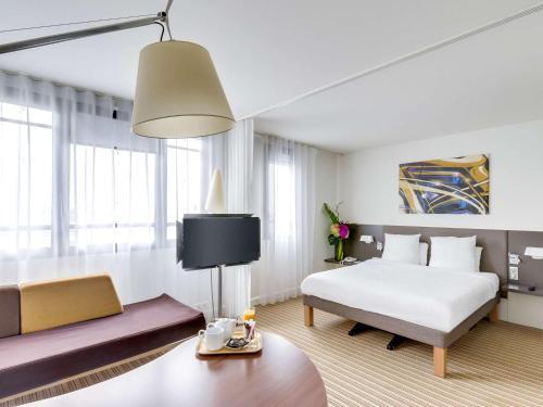 Novotel Suites Paris Montreuil Vincennes photo 60