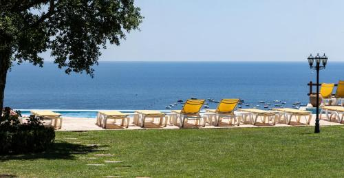 Double or Twin Room with Sea View Hotel BlauMar Llafranch 4