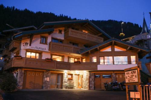 Hotel Alpaka - Châtel