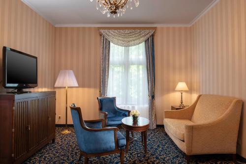 Danubius Grand Hotel Margitsziget photo 44