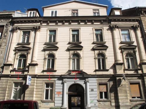 Hotel-overnachting met je hond in Centar Guesthouse - Zagreb - Zagreb - Centrum