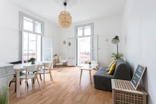 Flamingo appartement Diderot 2 Center - Location saisonnière - Béziers
