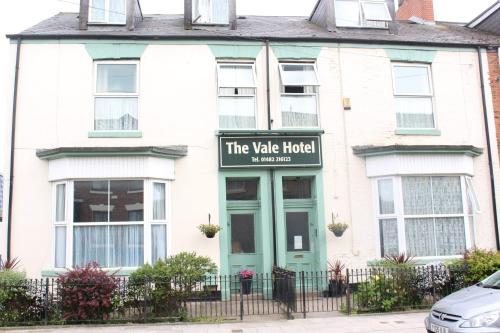 The Vale Apart Hotel, Hull
