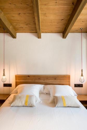 Suite Junior con vistas al jardín  Hotel Mas la Ferreria 9