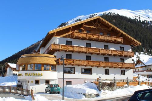 Hotel Valisera Galtür