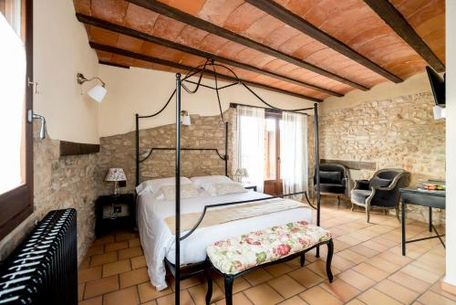 Superior Double Room - single occupancy Hotel Mas la Ferreria 1