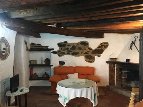 Accommodation in Jubrique
