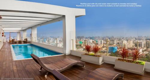 Hotel ALU Apartments - Limit with Miraflores