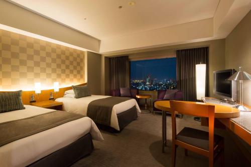 Cerulean Tower Tokyu Hotel photo 72