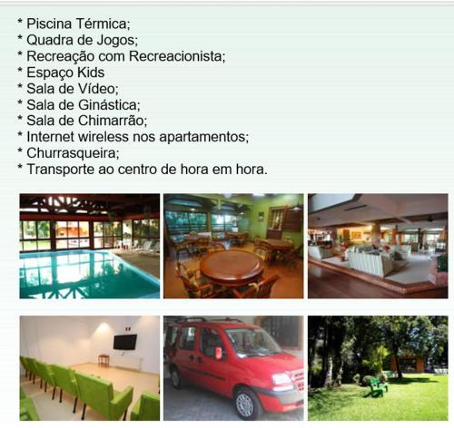 Residencial Pousada Do Serrano