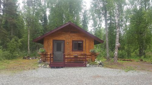 . Talkeetna Fireweed Cabins