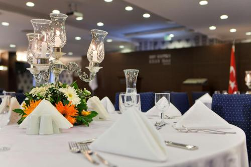 Antalya Best Western Plus Khan Hotel odalar