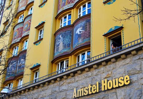 Amstel House Hostel impression