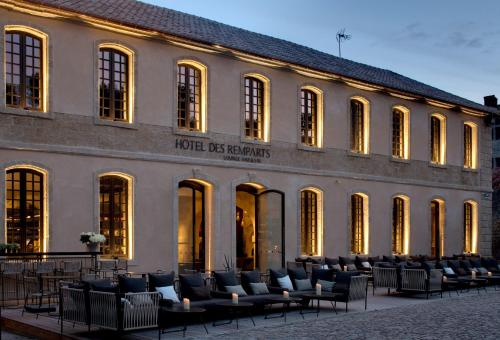 . Boutique Hôtel des Remparts & Spa