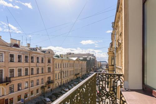 Отель Соло Адмиралтейская Апартаменты Делюкс
