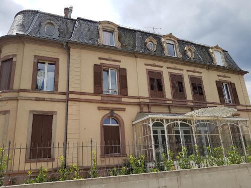 Accommodation in Issenheim