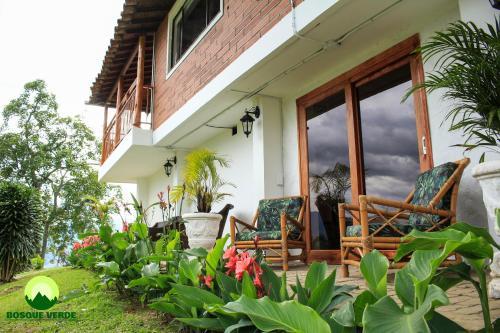 A Hotel Com Eco Hotel Bosque Verde Hotel Medellin Colombia