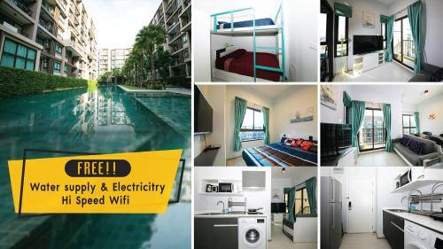 Luxury2BedRoom EasyToBeach&Town FreeWifi&Water&Electricity Luxury2BedRoom EasyToBeach&Town FreeWifi&Water&Electricity