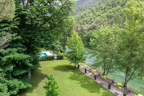 Hotel De La Muse Et Du Rozier Aveyron Price Address Reviews