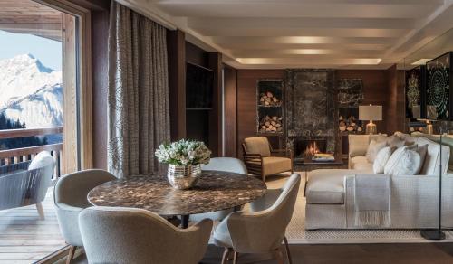 รูปภาพห้องพัก Four Seasons Hotel Megeve