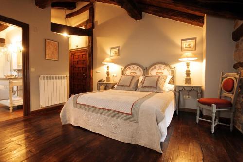 Habitación Doble Hotel Casona de Quintana 11