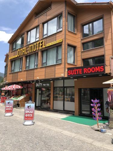 Uzungol Onal Motel indirim kuponu