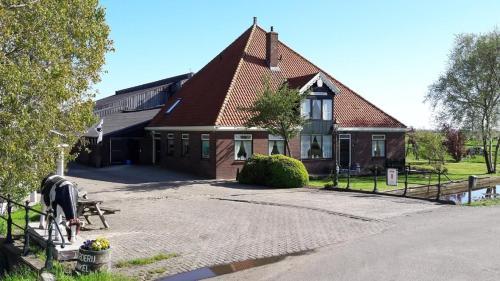 Noord-Hollands Hof Dream, Pension in Spijkerboor bei Zaanse Schans