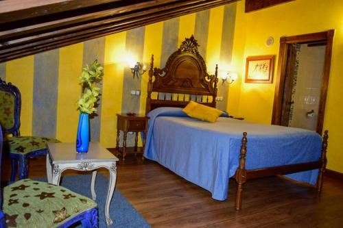 Superior Double Room Hotel Spa Casona La Hondonada 5
