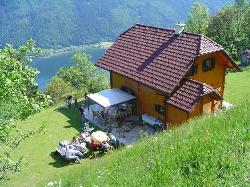 Almchalet Orter - Hotel - Deutschberg