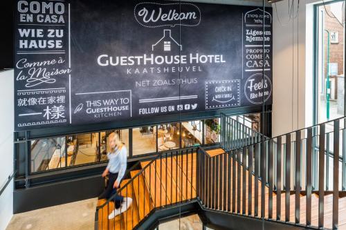 . GuestHouse Hotel Kaatsheuvel-Waalwijk