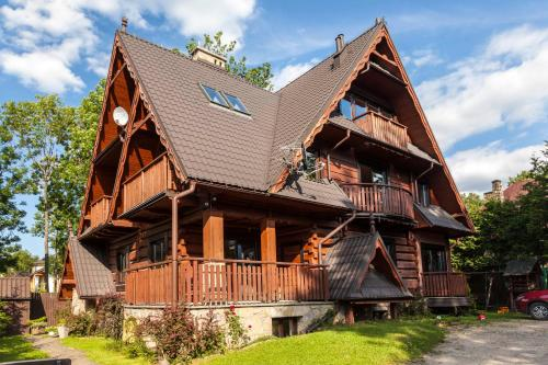 Willa Mecenasówka - Accommodation - Zakopane