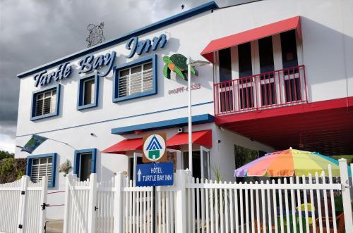Parador Turtle Bay Inn Foto principal