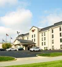 Hampton Inn Jefferson City At Capital Mall - Jefferson City, MO 65101