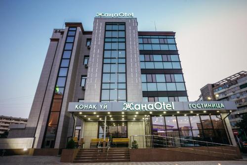 . ZhanaOtel Hotel