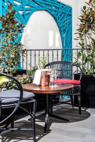 Hotel Les Bains Paris photo 26