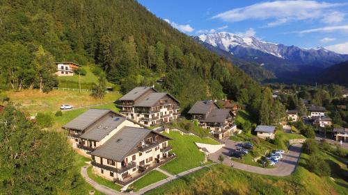 Vacances Mont Blanc - Les Fermes de Saint-Gervais Saint Gervais Les Bains