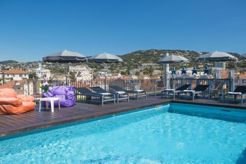 Best Western Plus Cannes Riviera & Spa - Hôtel - Cannes