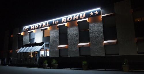. Hôtel le Rohu