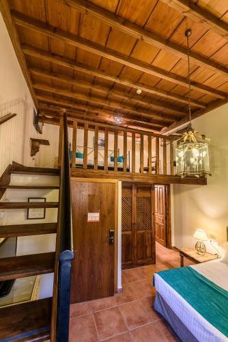 Habitación Triple Palacio de Santa Inés 5