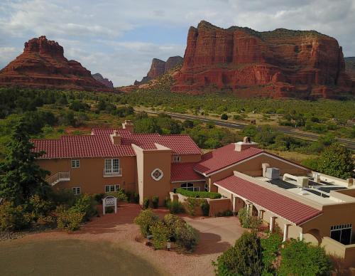 Hotel Canyon Villa Bed Breakfast Inn of Sedona