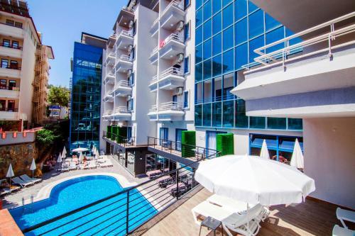 Alanya Ramira City Hotel - Adult Only (16+) telefon