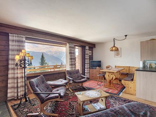 One-Bedroom Apartment Tayannes 223 Verbier