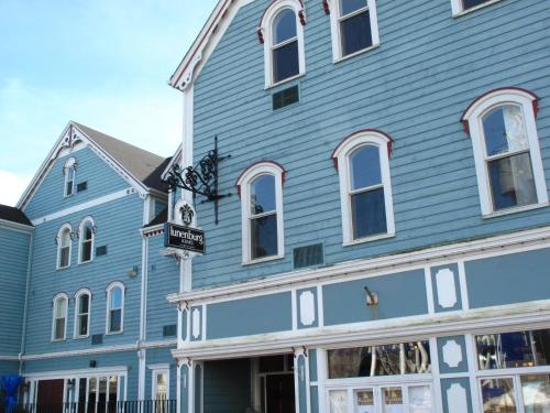 Lunenburg Arms Hotel - Lunenburg, NS B0H 2C0