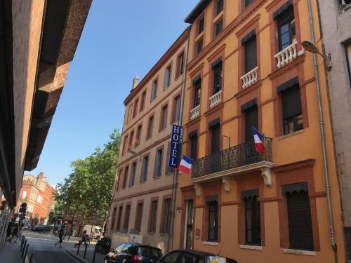 Hotel Hôtel Le Pastel